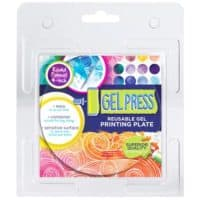 Gel Press Monoprinting